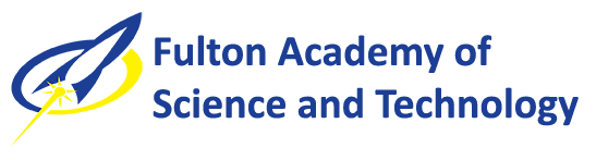 Fulton Academy of Science and Technology Logo
