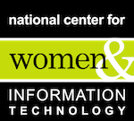 National Center for Women and Information Technolo Logo